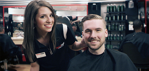 Sport Clips Haircuts of Supercenter Plaza Haircuts