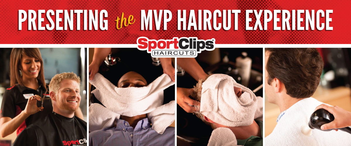 The Sport Clips Haircuts of Supercenter Plaza MVP Haircut Experience